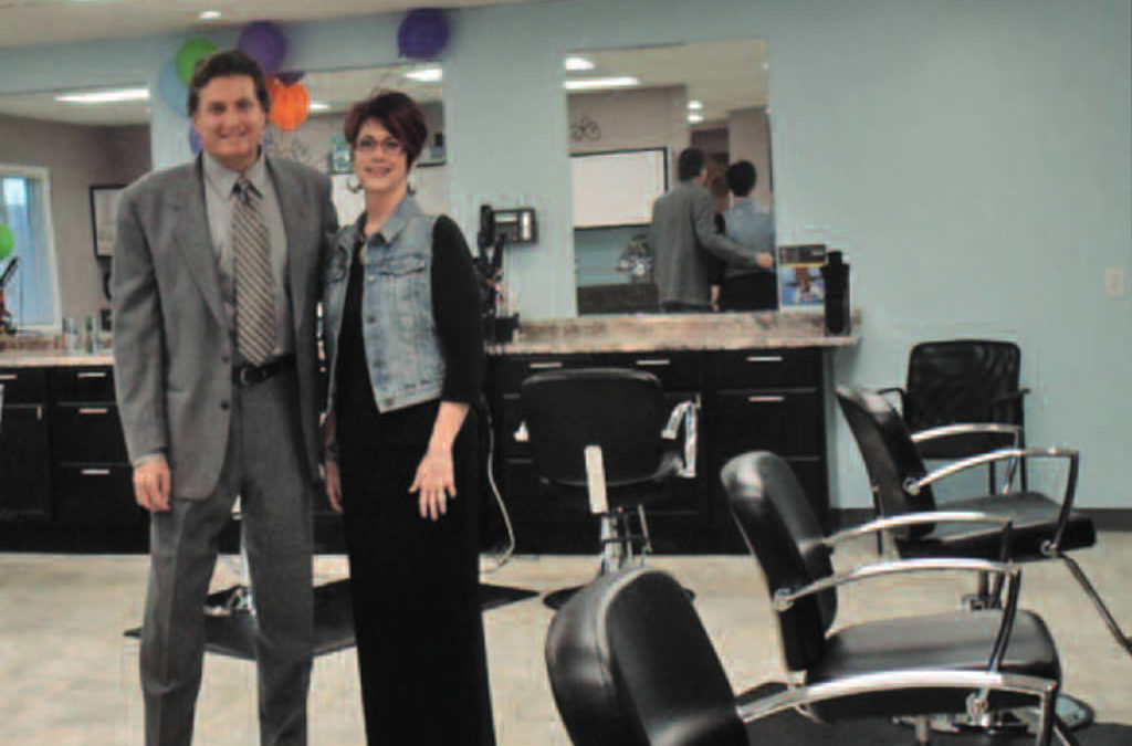 Salon 213 Opens Its Doors